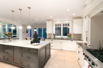 kitchen at 460 Westholme Road, West Bay, West Vancouver