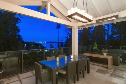 deck at 460 Westholme Road, West Bay, West Vancouver
