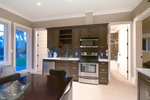 suite kitchen at 460 Westholme Road, West Bay, West Vancouver