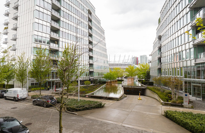 23 at 202 - 160 Athletes Way, False Creek, Vancouver West