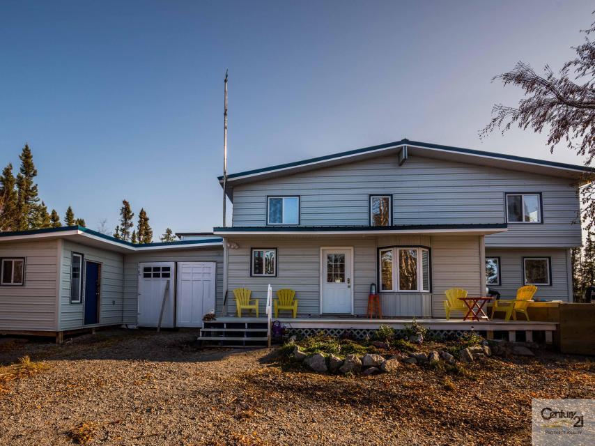 7 Pontoon Lake, Ingraham Trail, Yellowknife