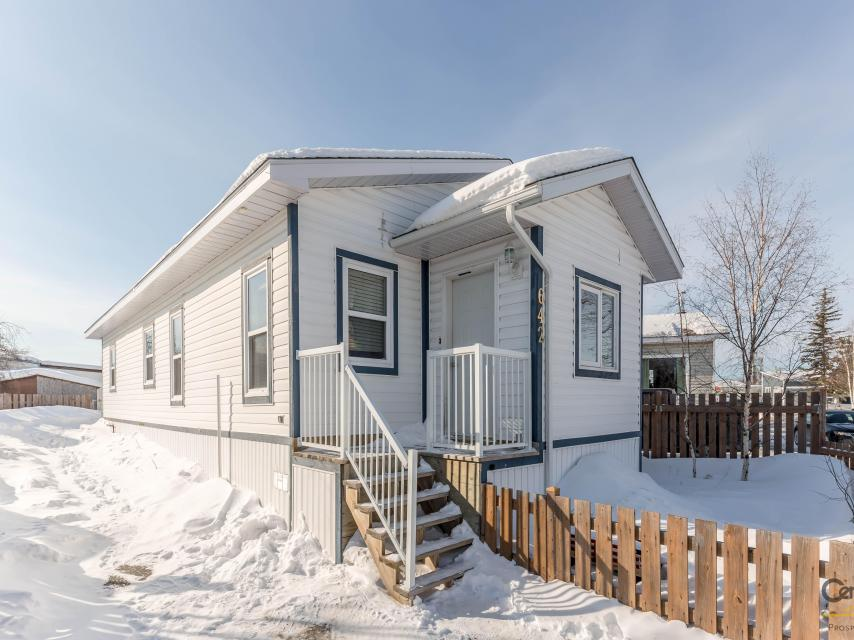 642 Anson Drive, Frame Lake, Yellowknife