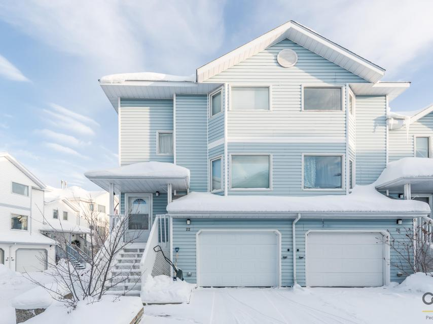 22 Gold City Court, Frame Lake South, Yellowknife