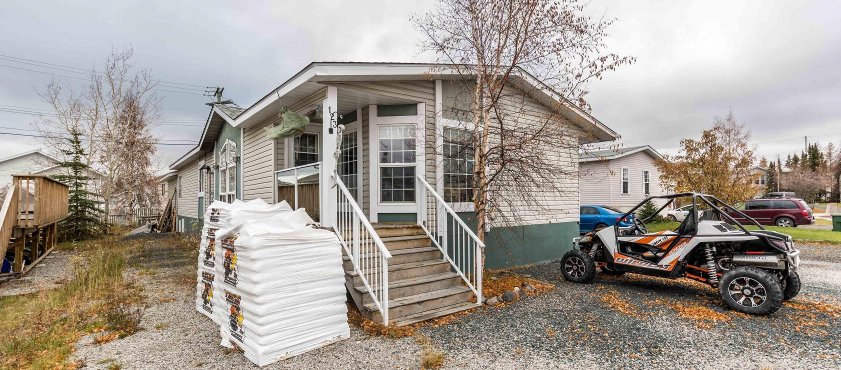 123 Gwilliam Crescent, Range Lake, Yellowknife 2