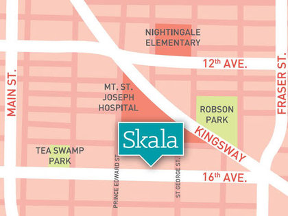 at 219 - 455 E 16th Avenue, Mount Pleasant VE, Vancouver East