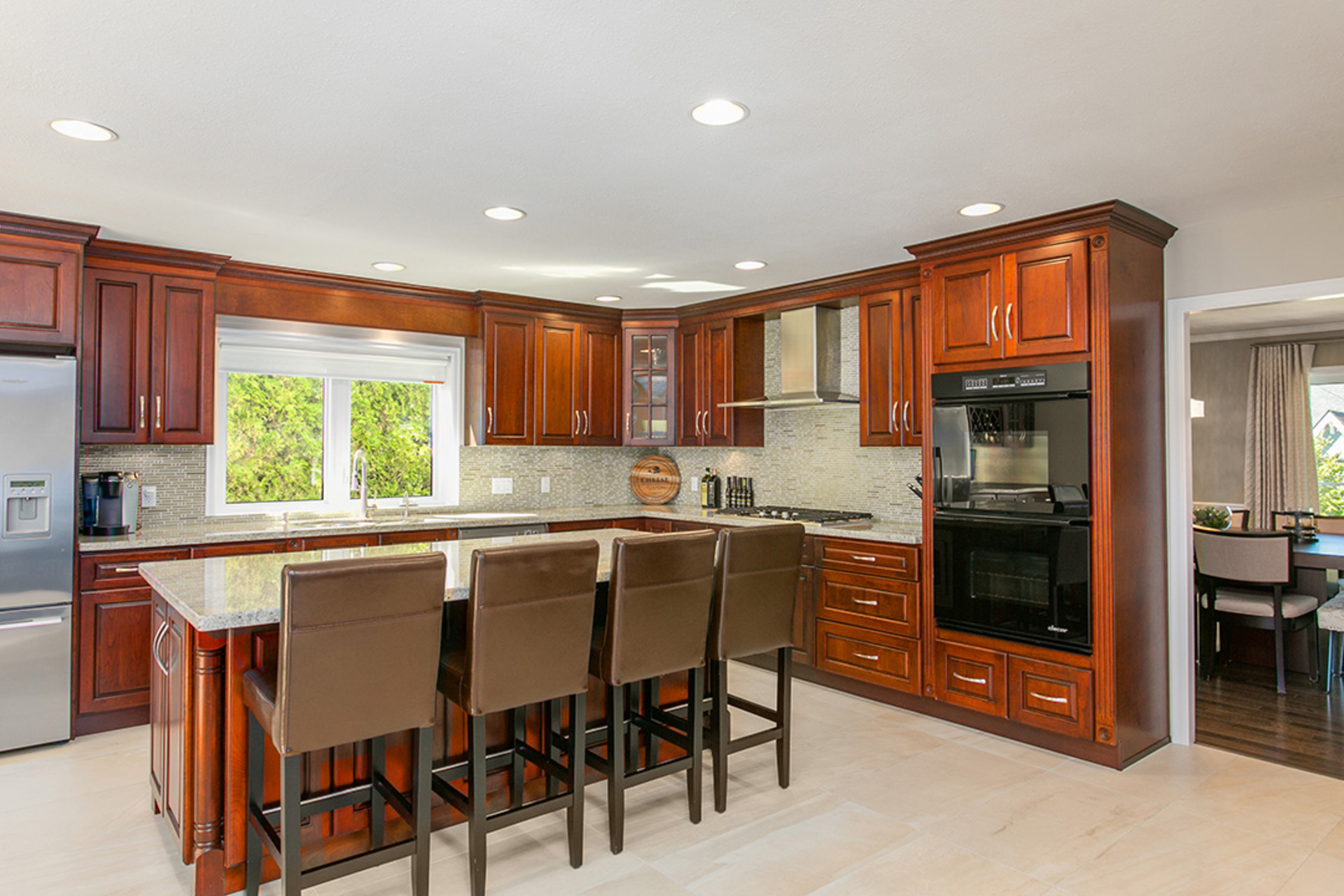 Kitchen at 6726 Arbutus Street, Southlands, Vancouver West
