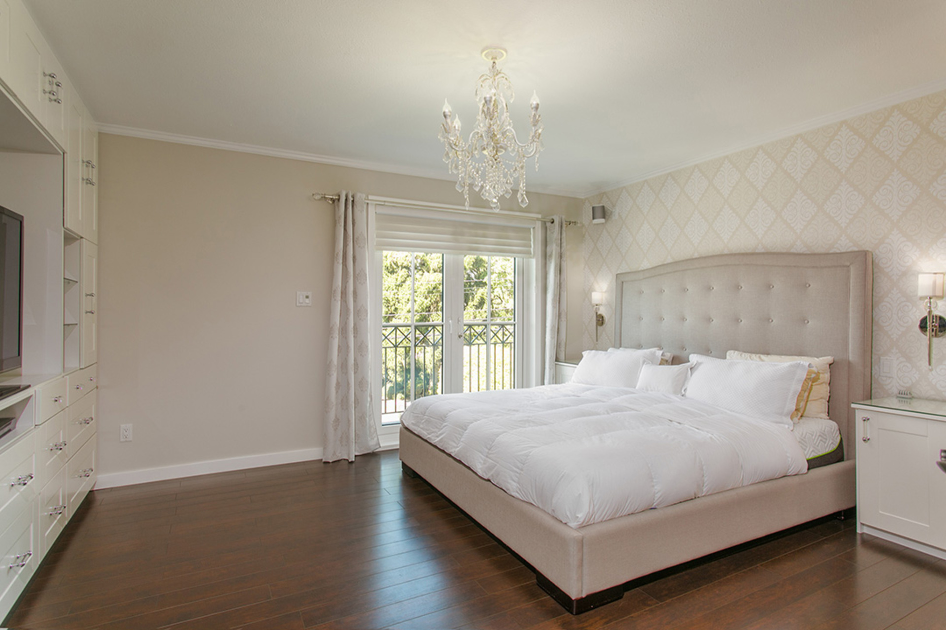 Master Bedroom at 6726 Arbutus Street, Southlands, Vancouver West