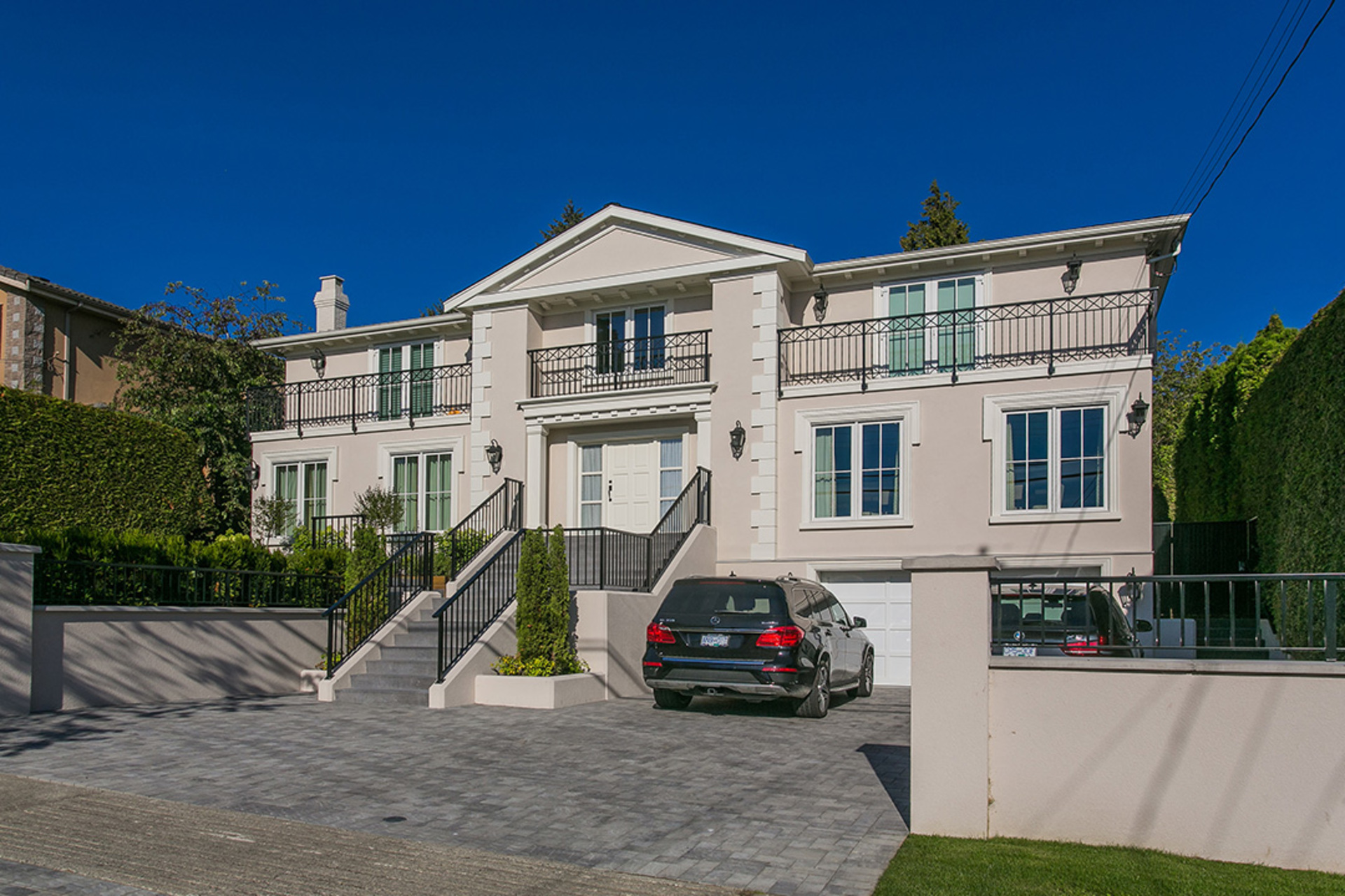 Exterior at 6726 Arbutus Street, Southlands, Vancouver West