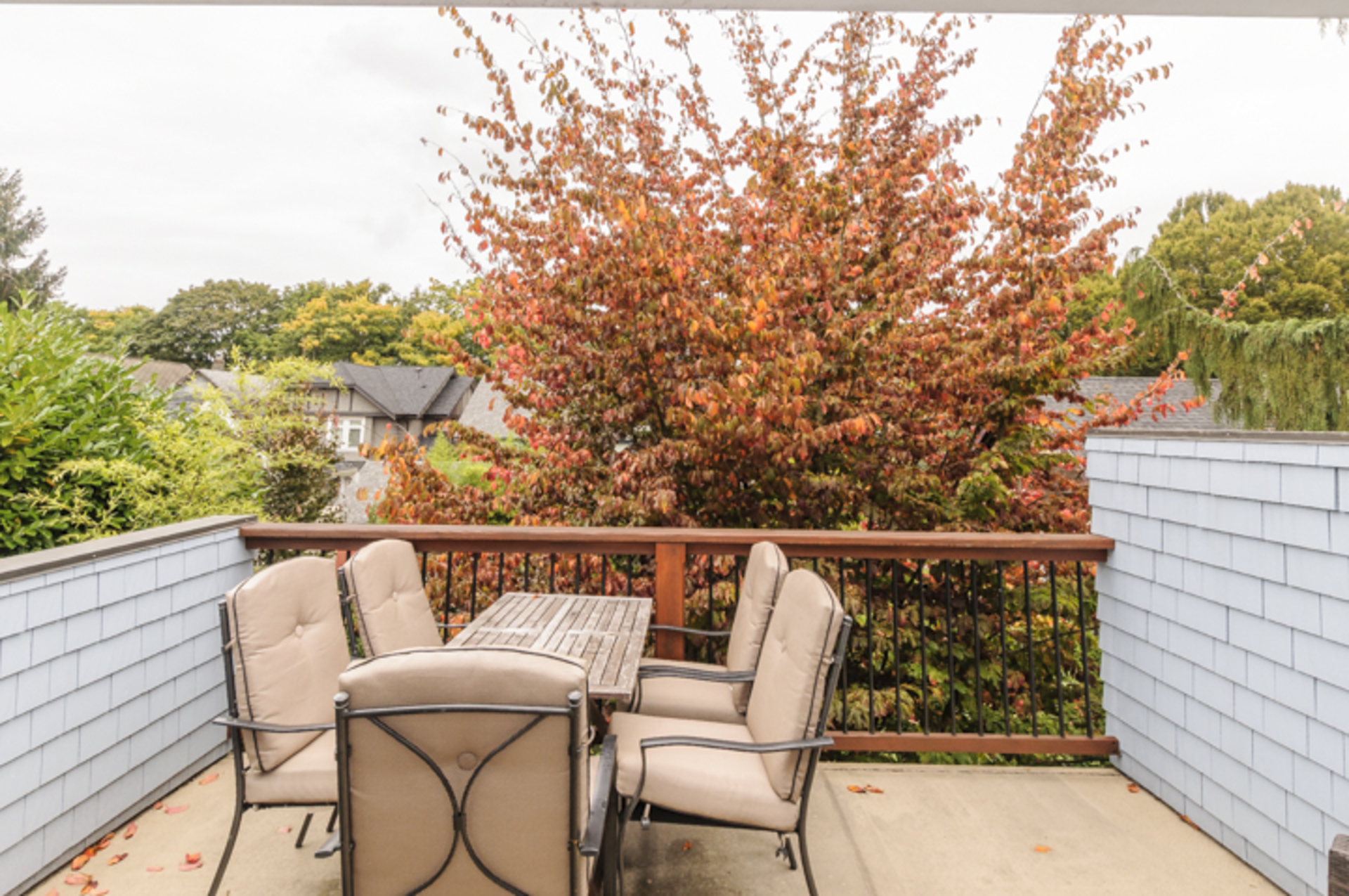Rooftop deck off the master! at 2617 West 7th Avenue, Kitsilano, Vancouver West