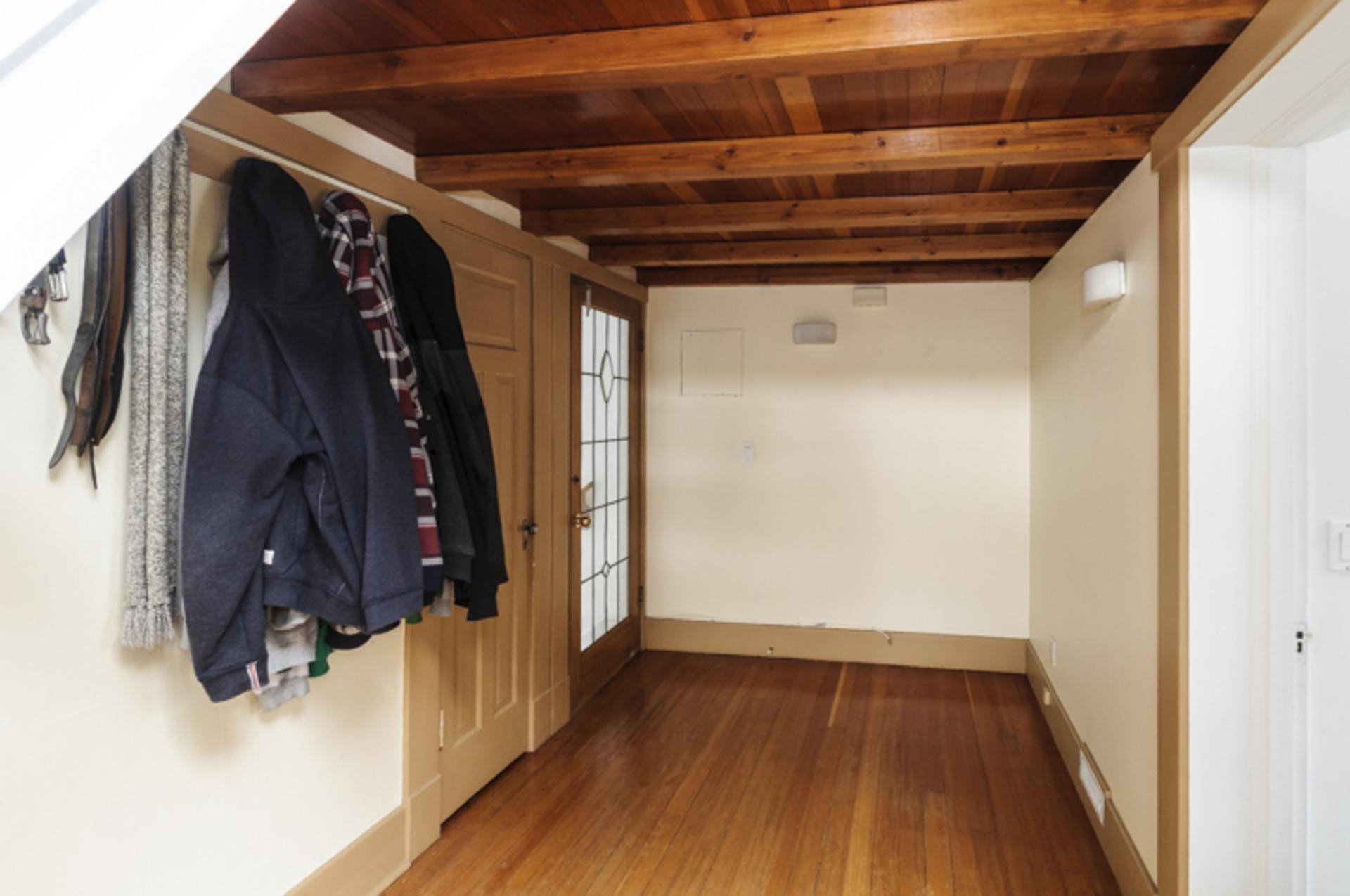 Entrance to Loft Suite at 2617 West 7th Avenue, Kitsilano, Vancouver West