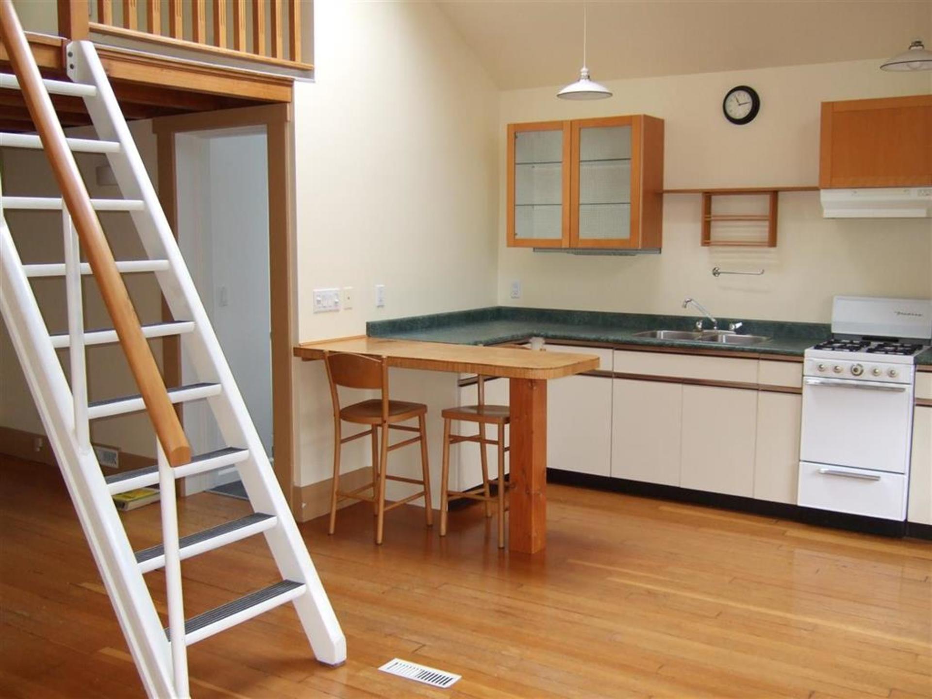 Loft Suite at 2617 West 7th Avenue, Kitsilano, Vancouver West