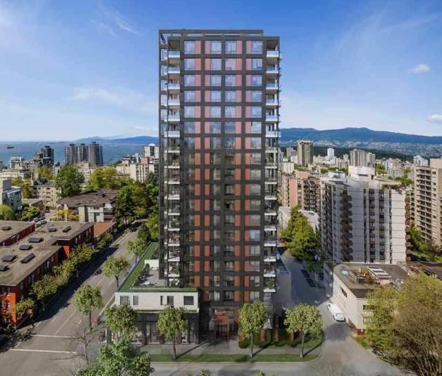 1201 - 1171 Jervis, West End VW, Vancouver West 2