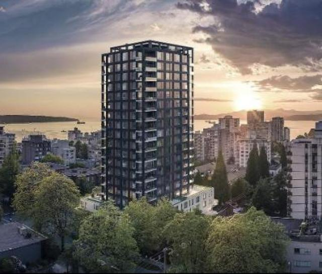 702 - 1171 Jervis Street, West End VW, Vancouver West 2