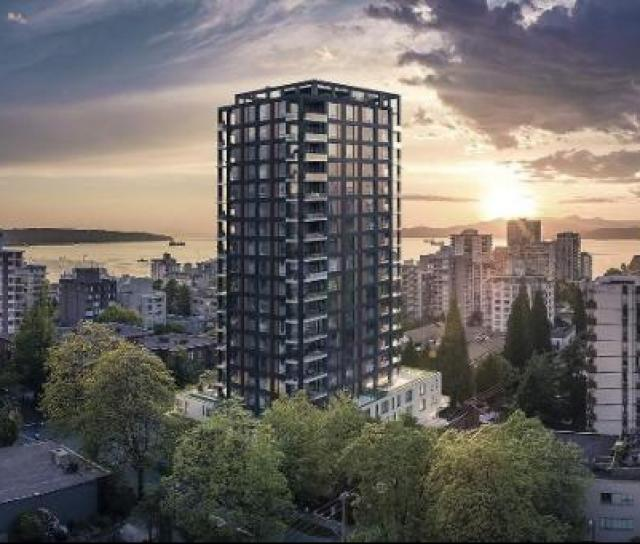 1001 - 1171 Jervis Street, West End VW, Vancouver West 2