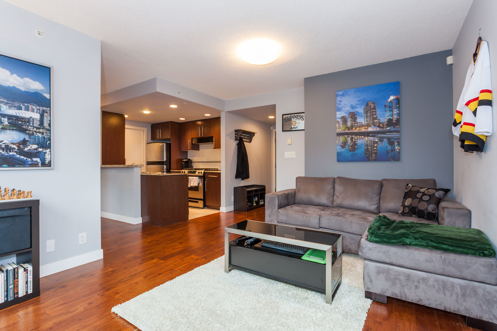 HIGH-14 at 301 - 583 Beach Crescent, Yaletown, Vancouver West