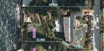 7270 Arbutus - lot lines at 7270 Arbutus Road, Whytecliff, West Vancouver