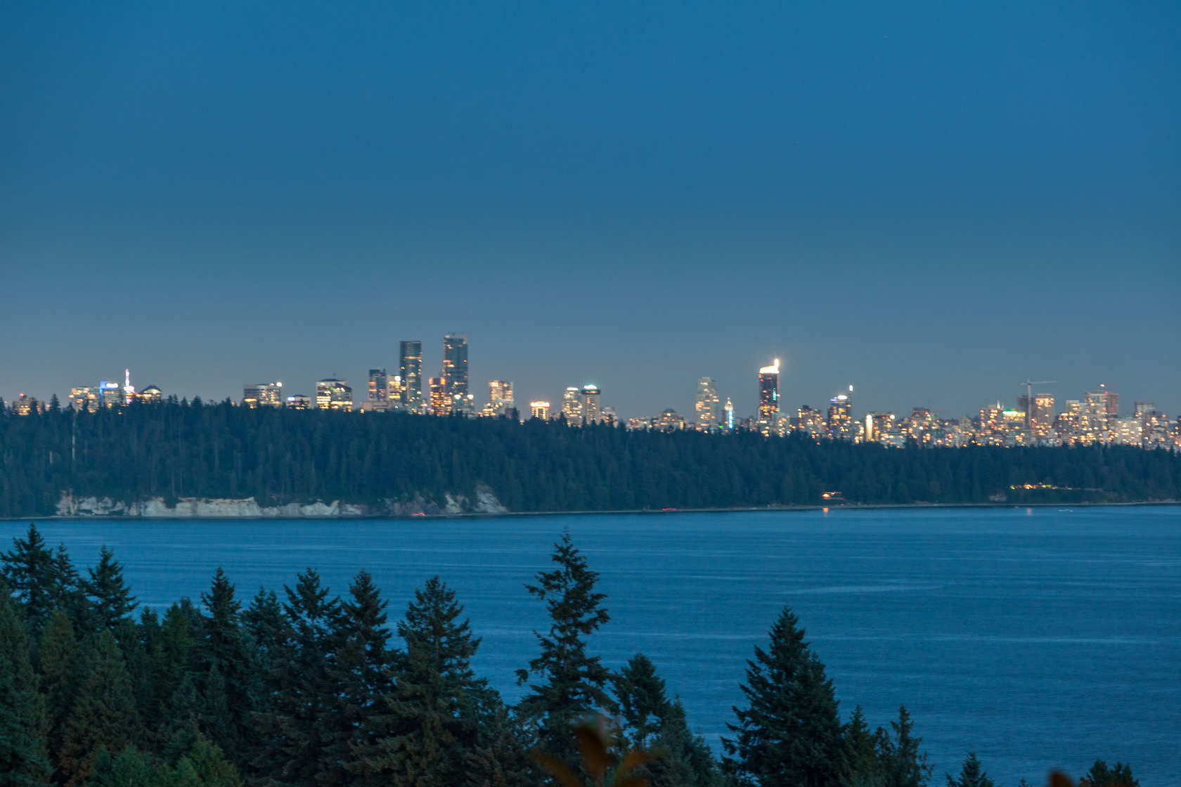 duskhigh-65 at 3280 Thompson Crescent, Westmount WV, West Vancouver