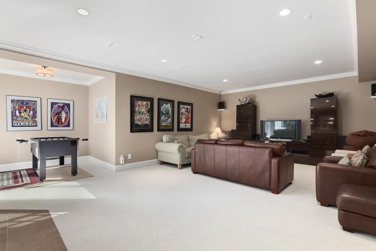 Living Area at 1447 Ottawa Avenue, Ambleside, West Vancouver