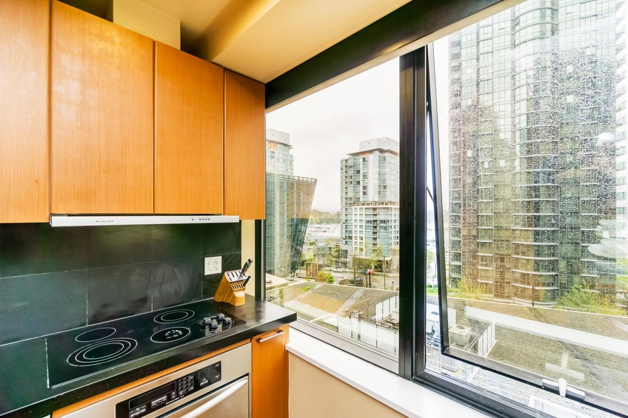 17 at 405 - 1333 W Georgia, Coal Harbour, Vancouver West