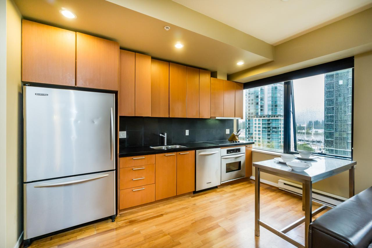 20 at 405 - 1333 W Georgia, Coal Harbour, Vancouver West