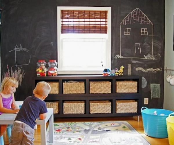 CREATING CHILD-FRIENDLY SPACE AT HOME