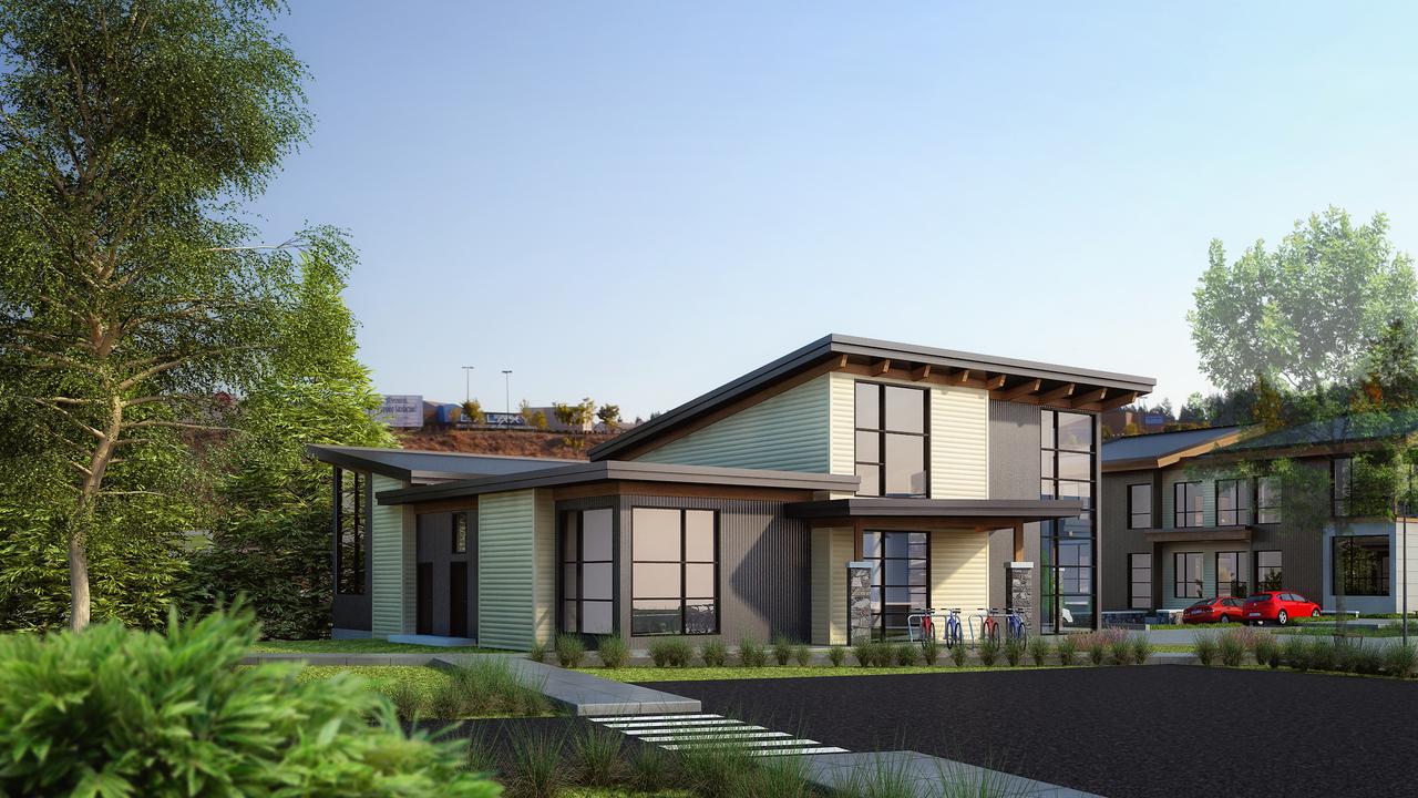 Building-A at CRU2 - 5200 Dublin Way, Nanaimo