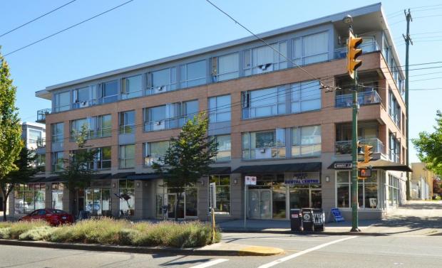 206 - 2680 Arbutus Street, Kitsilano, Vancouver West