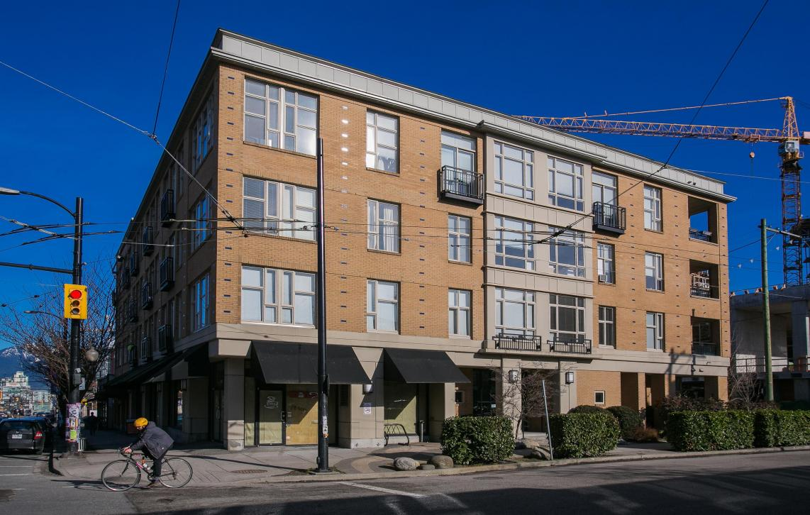 409 - 205 East 10th Avenue, Mount Pleasant VE, Vancouver East