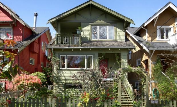 2229 Stephens Street, Vancouver West