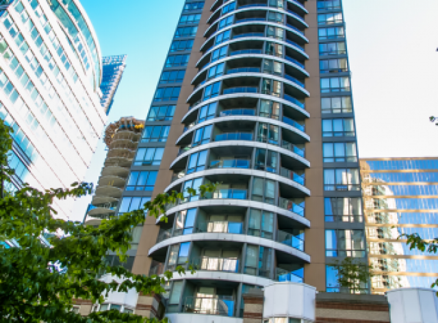 1166 MELVILLE STREET, Coal Harbour, Vancouver West