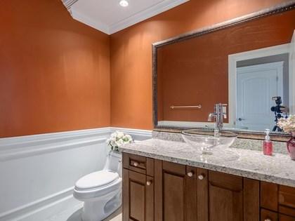 bathroom  at 4050 Joseph Place, Burke Mountain, Coquitlam