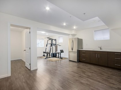 basement suite at 4050 Joseph Place, Burke Mountain, Coquitlam
