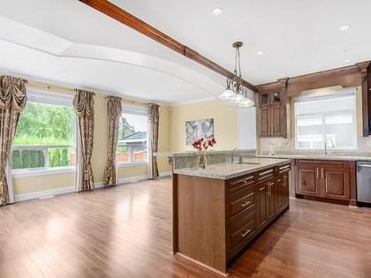 kitchen at 4050 Joseph Place, Burke Mountain, Coquitlam