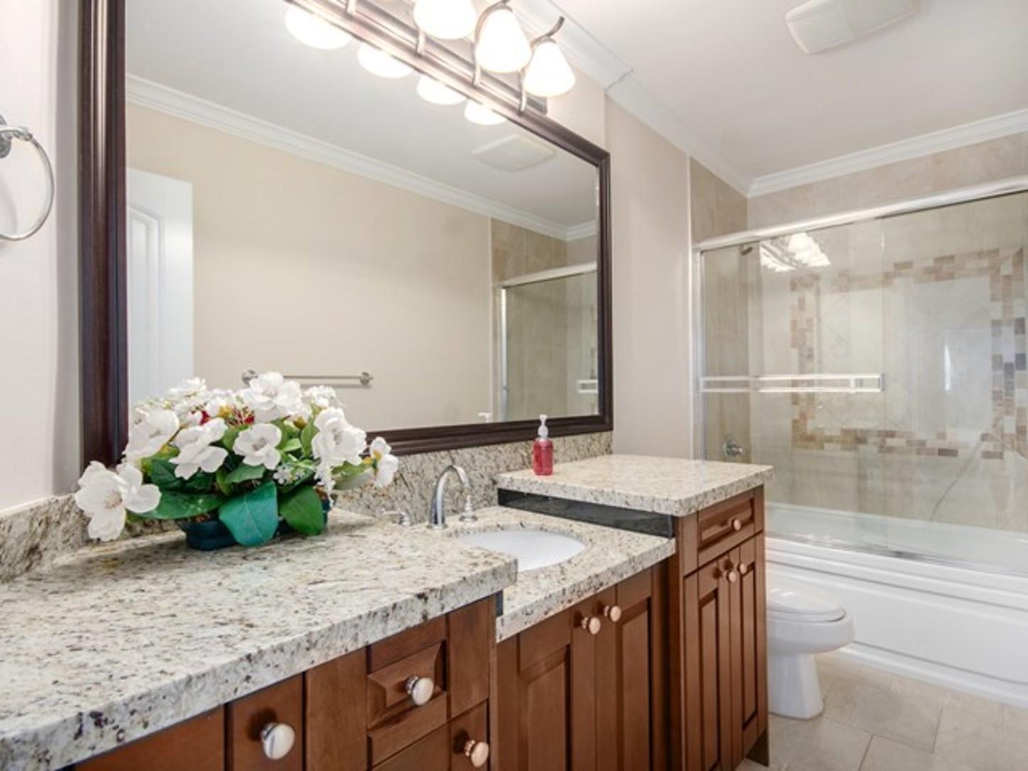 bedroom at 4050 Joseph Place, Burke Mountain, Coquitlam