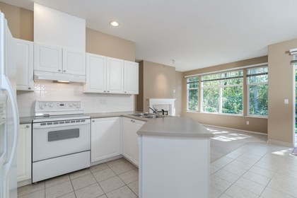 Kitchen at 19 - 20770 97b Avenue, Walnut Grove, Langley