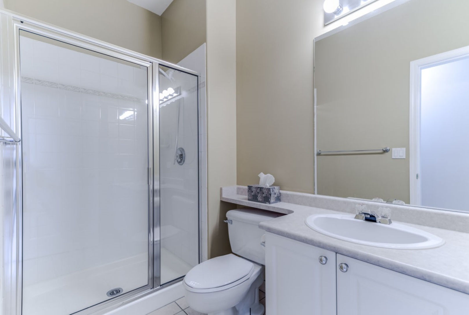 Bathroom at 19 - 20770 97b Avenue, Walnut Grove, Langley