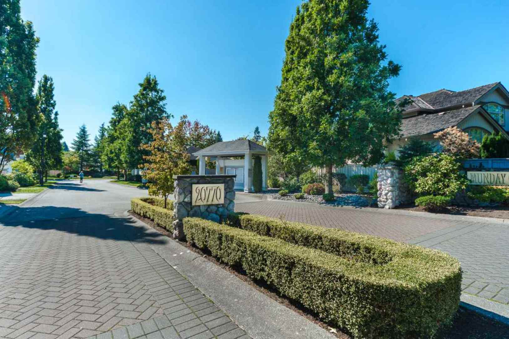Street view at 19 - 20770 97b Avenue, Walnut Grove, Langley