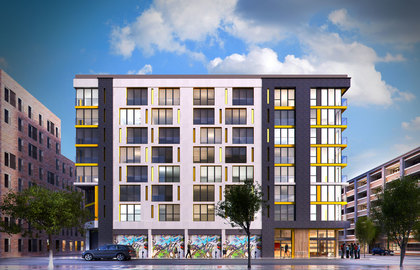InGastown--Exterior-Day-Render at 207 - 150 E Cordova Street, Downtown VW, Vancouver West
