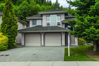 Front entrance at 3057 Sienna Court, Coquitlam