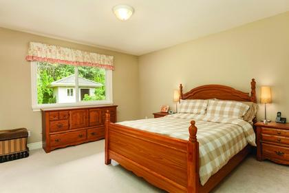 Master Bedroom at 3057 Sienna Court, Coquitlam