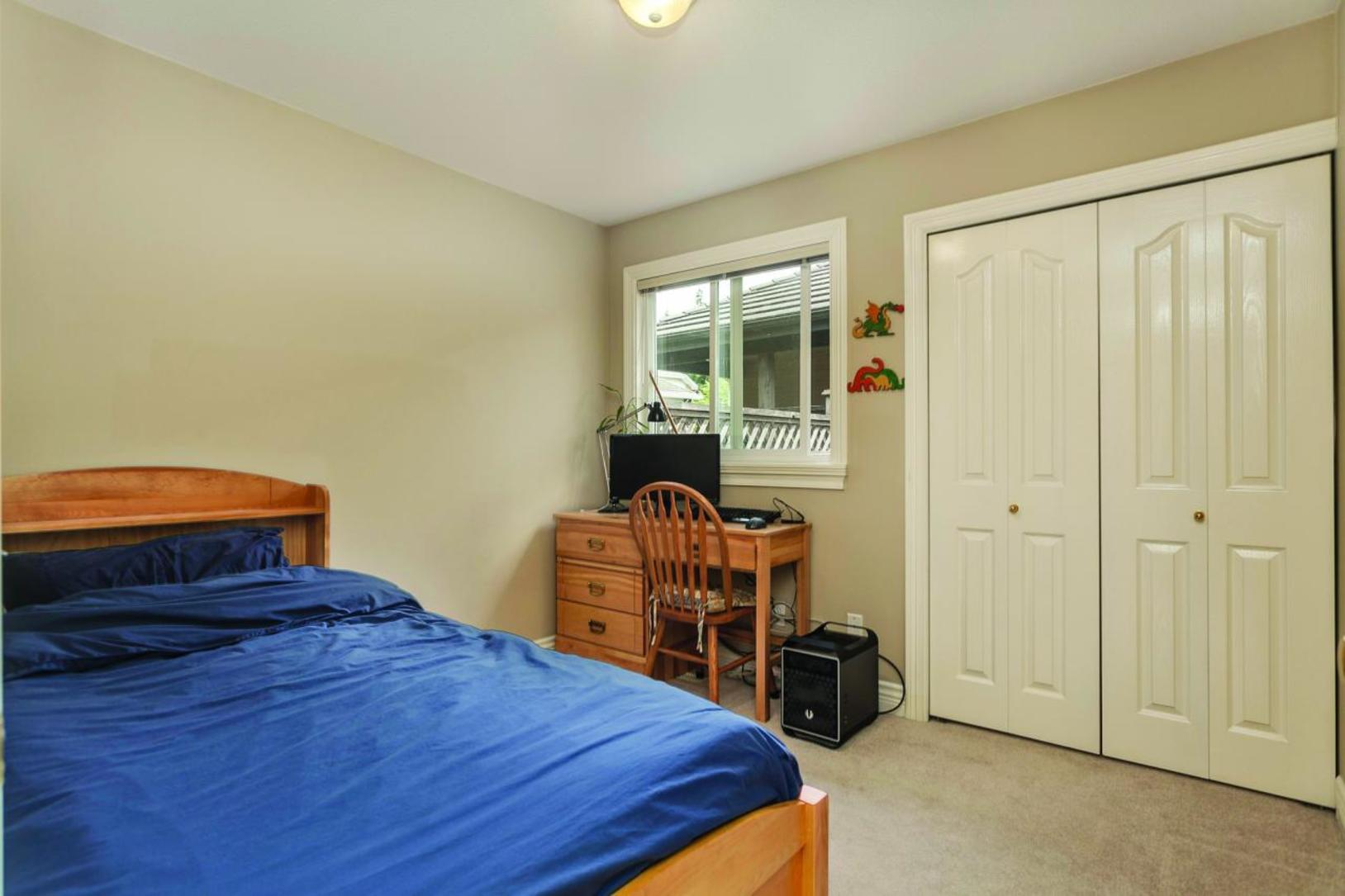 Bedroom at 3057 Sienna Court, Coquitlam