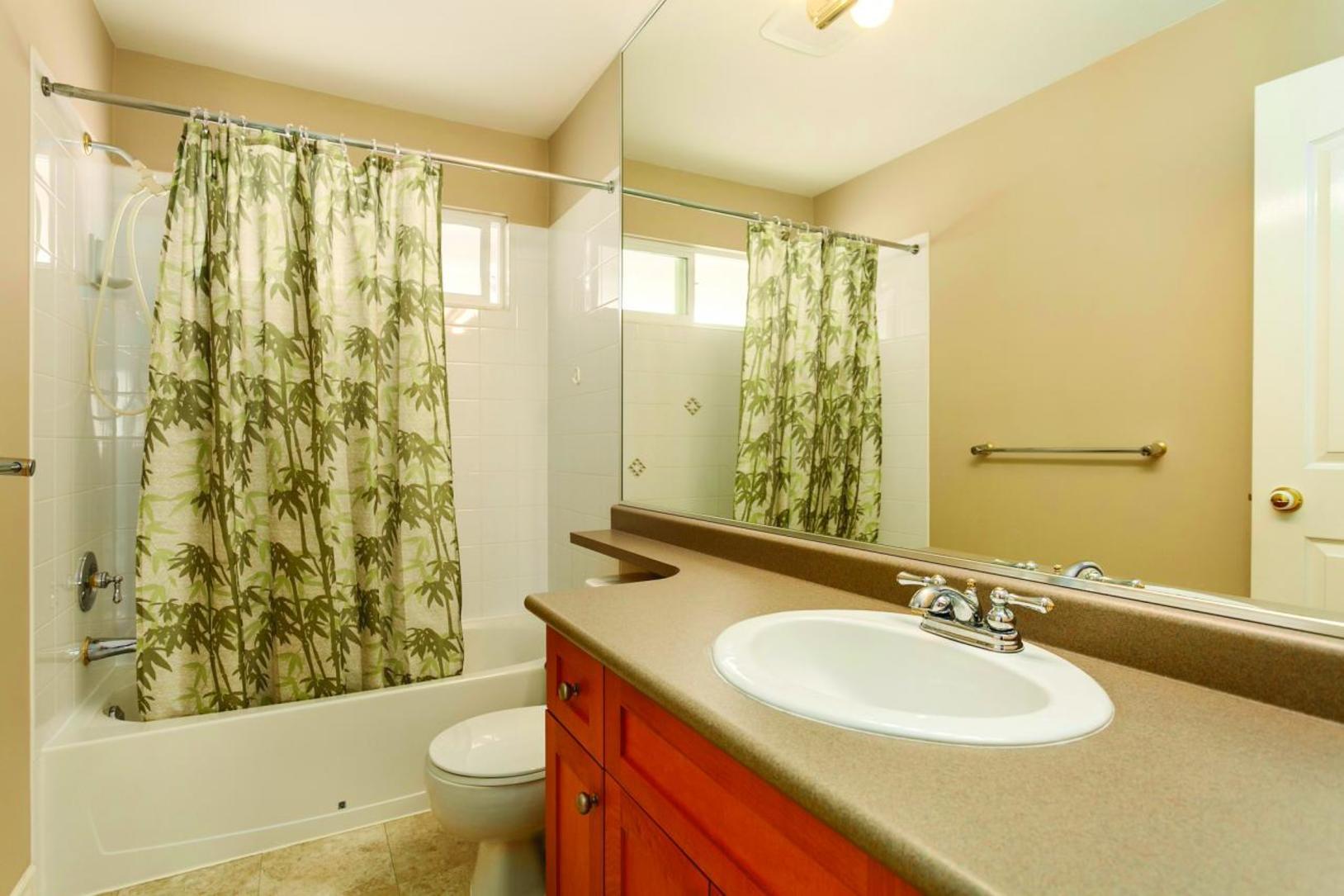 Bathroom at 3057 Sienna Court, Coquitlam