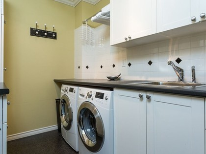 Laundry room at 2654 Fortress Drive, Citadel PQ, Port Coquitlam