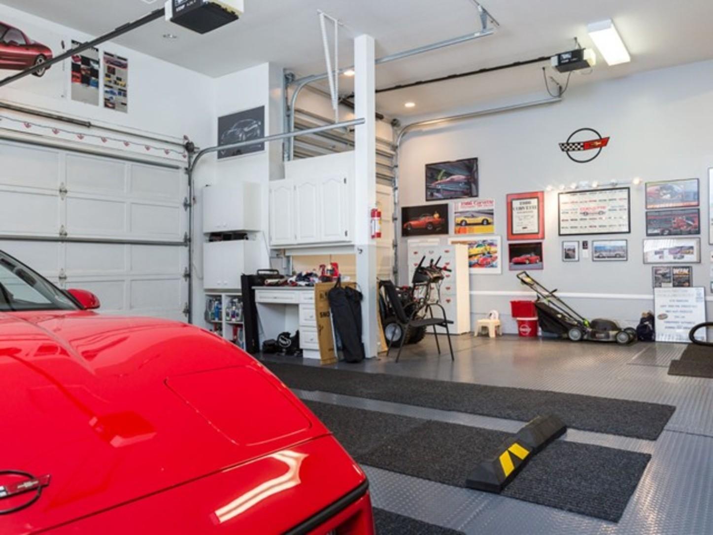 Underground garage-1 at 2654 Fortress Drive, Citadel PQ, Port Coquitlam