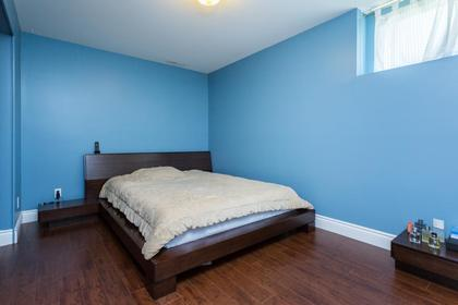 Bedroom at 10 Simon Fraser Court, College Park PM, Port Moody