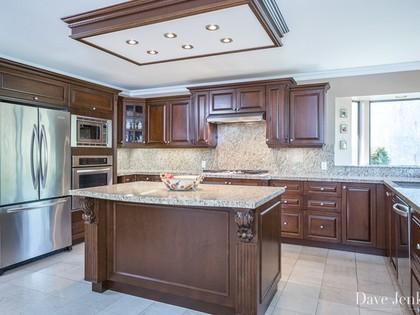 Kitchen at 9031 Briar Road,