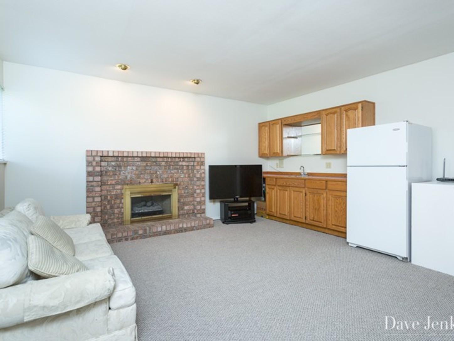 Basement at 9031 Briar Road,