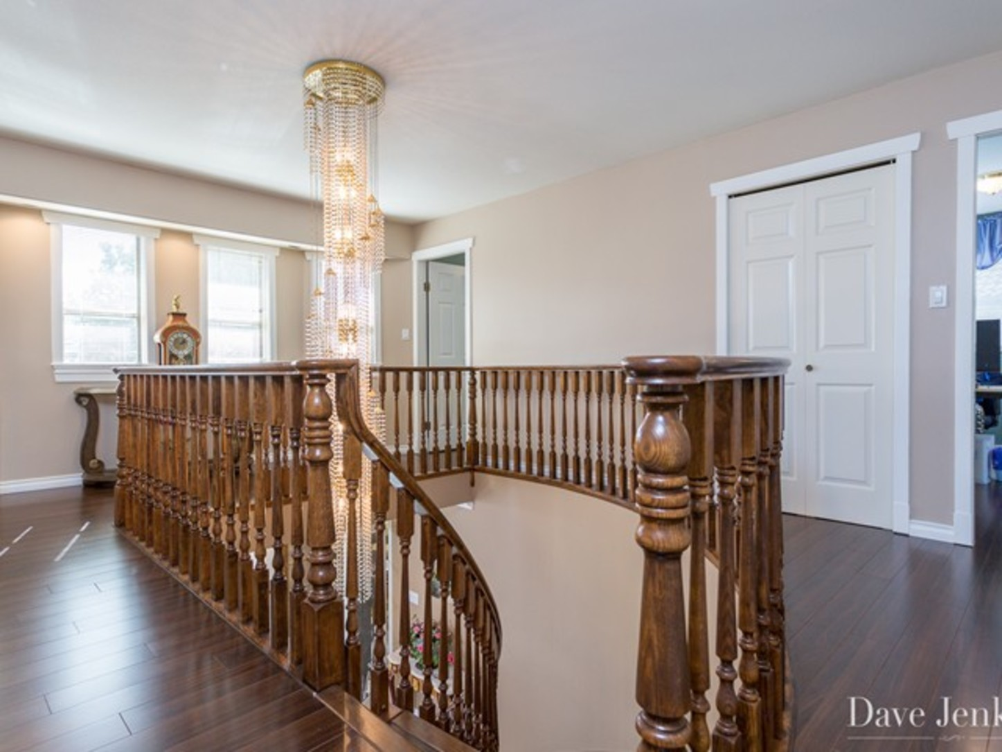 second floor at 9031 Briar Road,