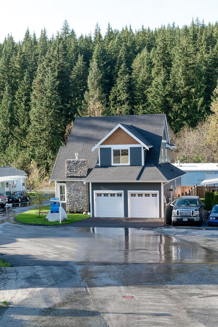 House Front view at 87 - 3295 Sunnyside Road, Anmore, Port Moody