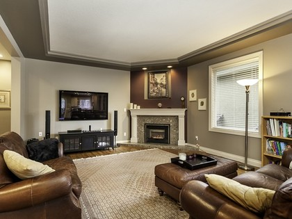Family room -2 at 2558 Diamond Crescent, Westwood Plateau, Coquitlam